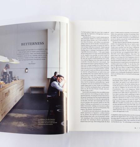 The Alpine Review Issue N°2 Betterness Paul Bennett