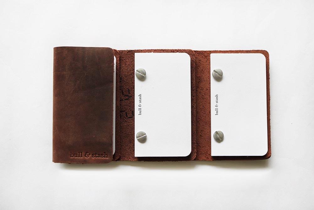 Notebook Mini Stash Bull & Stash The Fussy Curator Singapore #fussysg