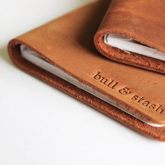 Notebook Travel Stash Bull & Stash The Fussy Curator Singapore #fussysg