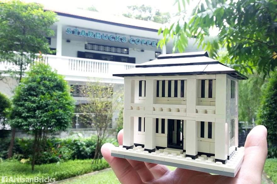 Rochester Starbucks Singapore Bricks Artisan Fussy Singapore Curator #fussysg