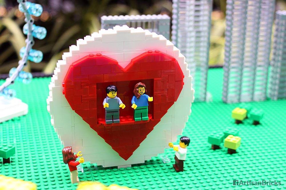 Brick Heart Bricks Artisan Fussy Singapore Curator #fussysg